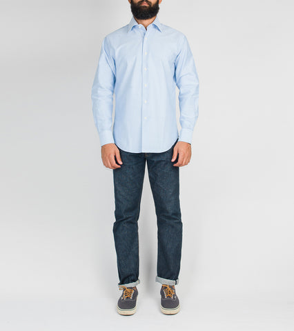 Oxford Shirt - Blue