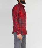 Hopkins Shirt - Buffalo Check