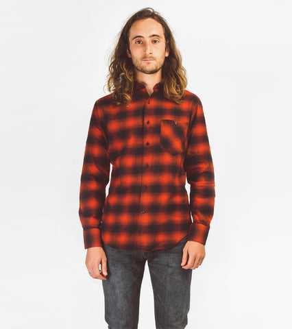 Hopkins Shirt - Buffalo Ombre