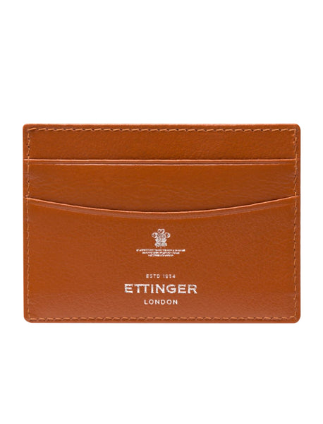 Ettinger- Capra Tan Card Holder