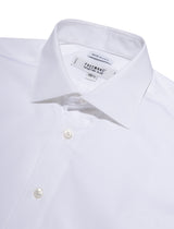 Freemans Dress Shirt- White Spread