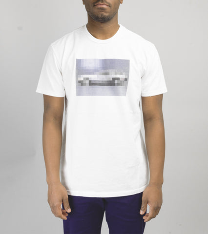 Delorean T-Shirt - White