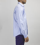 Hopkins Oxford Shirt - Blue