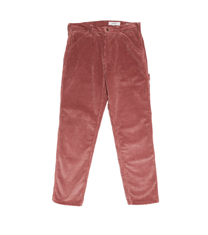 Painter Pant - Pink Corduroy