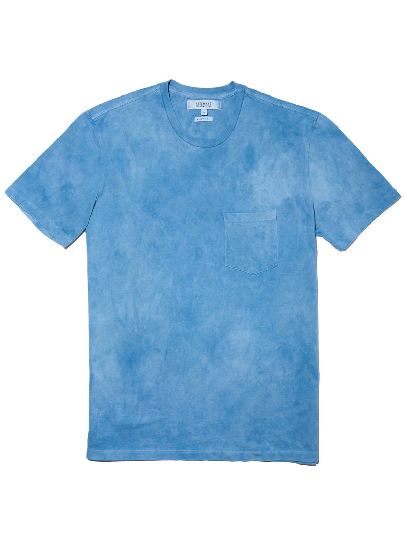 FSC X ADB Botanical Natural Dyed Pocket T-Shirt - Indigo
