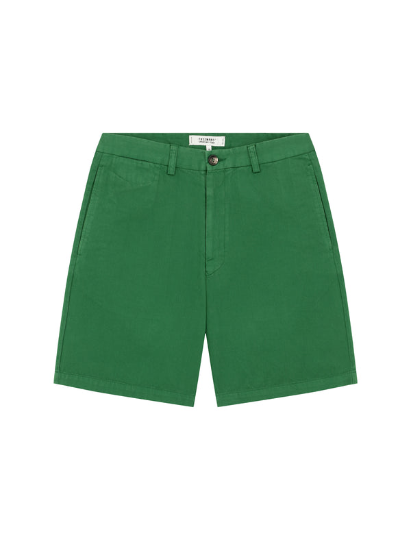 Casual Short - Dark Green