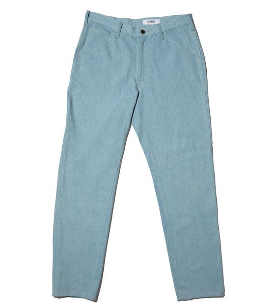 Painter Pant - Bleached Denim
