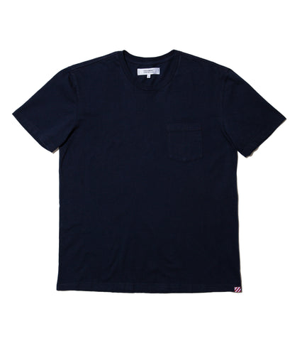 Pocket T-Shirt - Uniform Navy