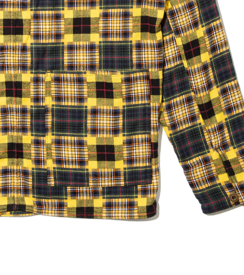 Chore Jacket- Patchwork