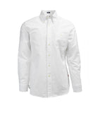 Button Down Mission Shirt - White Oxford