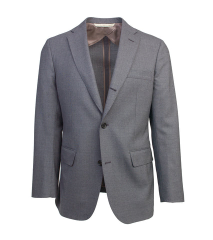 The Freeman Unstructured Suit - Charcoal