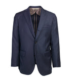 The Freeman Unstructured Suit - Navy