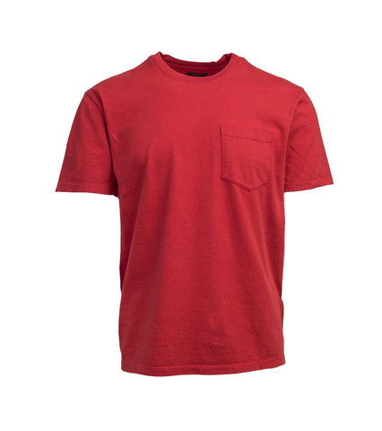 FSC X Mr. Porter T-Shirt - Red