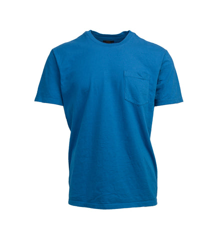 FSC X Mr. Porter T-Shirt - Blue