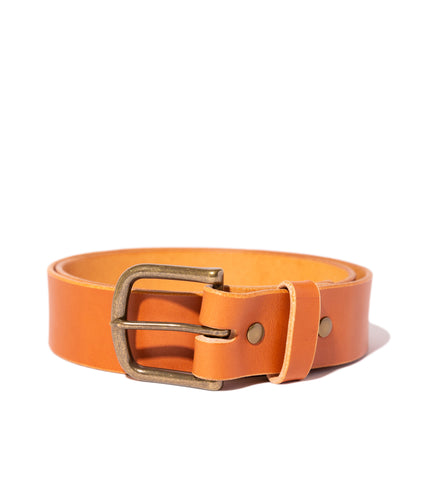Freemans Belt- Tan