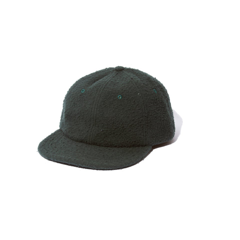 6-PANEL CAP - DARK GREEN