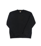 Heavy Crew-Neck Sweater