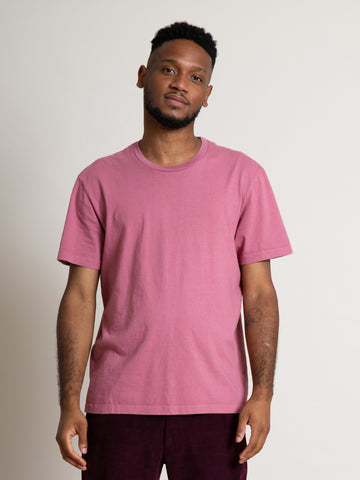 Pocket T-Shirt - Old Rose