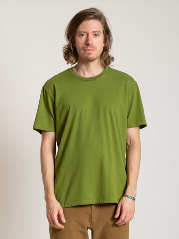 Pocket T-Shirt - Golden Green
