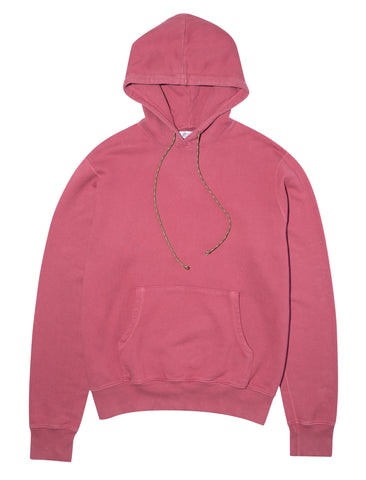 Hooded Sweatshirt - Old Rose