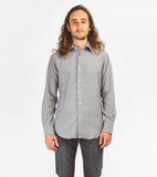Hopkins Shirt - Grey Flannel