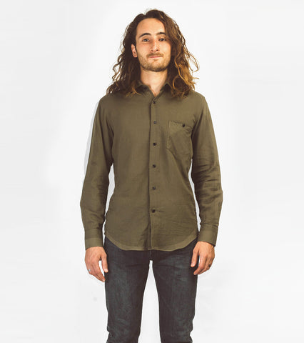 Hopkins Shirt - Army