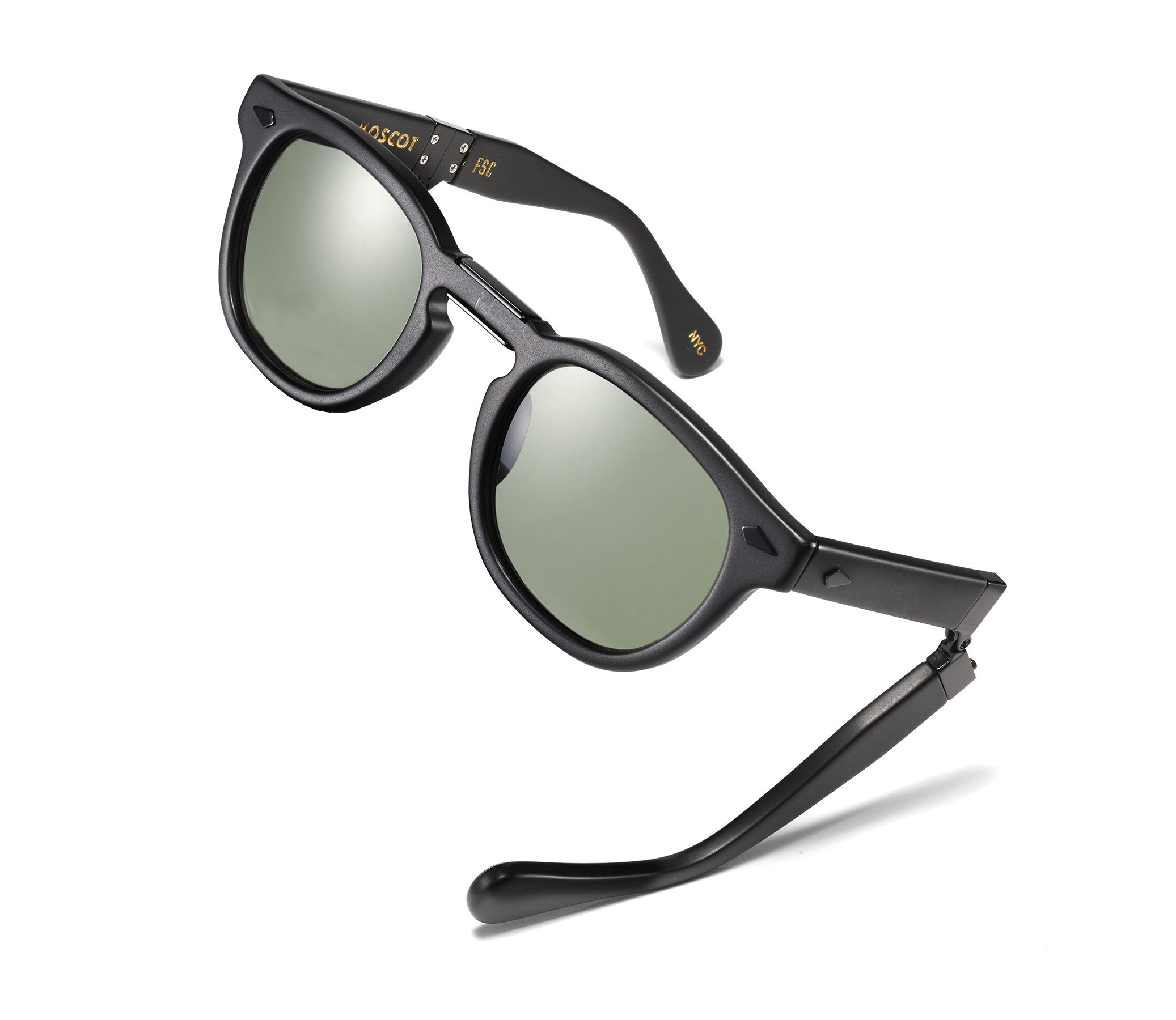 a0445d39a66 SPECIAL EDITION MOSCOT LEMTOSH FOLD - MATTE BLACK