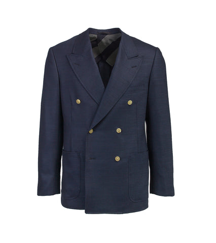 Rivington Double Breasted Sportcoat - Navy