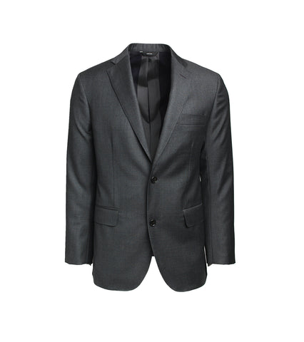 The Freeman Suit - Charcoal Grey