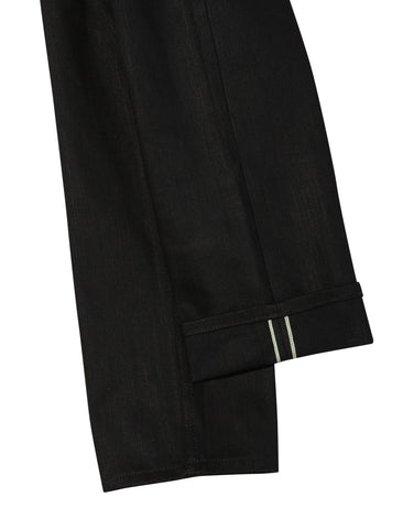 Left Field Atlas Selvedge Jeans- 16 oz Black Maria