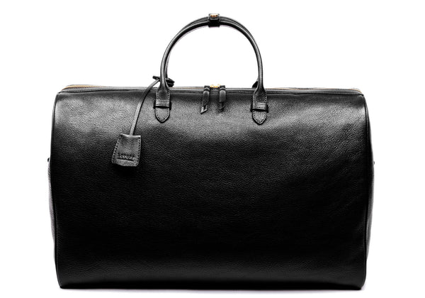 LOTUFF No. 12 WEEKENDER BAG- BLACK