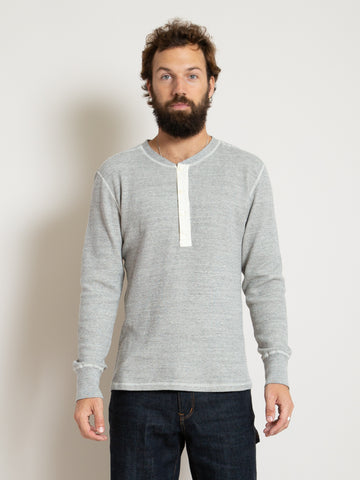 Homespun Coal Miner Shirt- Grey