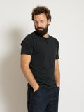 Homespun Great Plains Tee - Aged Black