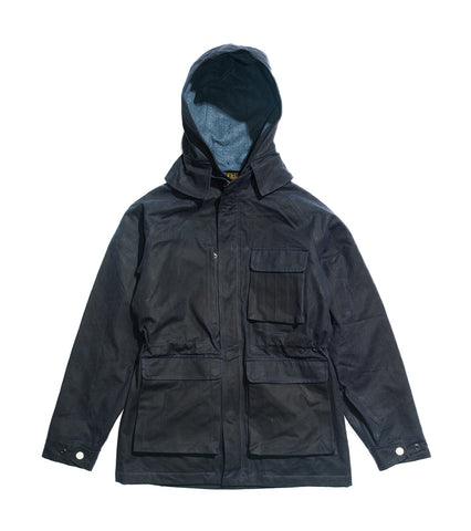 MIL-SPEC Isle of Man Parka - Navy