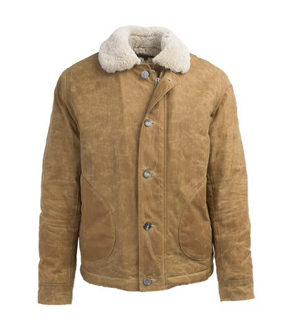 Mil-Spec N1 Deck Jacket - Shearling