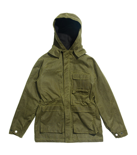 MIL-SPEC Isle of Man Parka - Olive Green-107