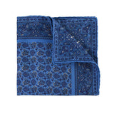 Sera Fine Silk-  Elder Prosecco Pocket Square