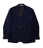 Freemans Travel Sport Coat - Navy
