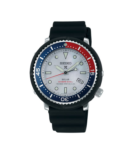 FSC X SEIKO DIVE WATCH- PEPSI MOTHER OF PEARL