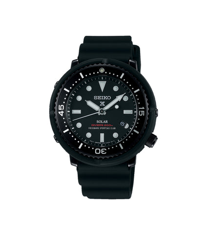 FSC X SEIKO DIVE WATCH- BLACK
