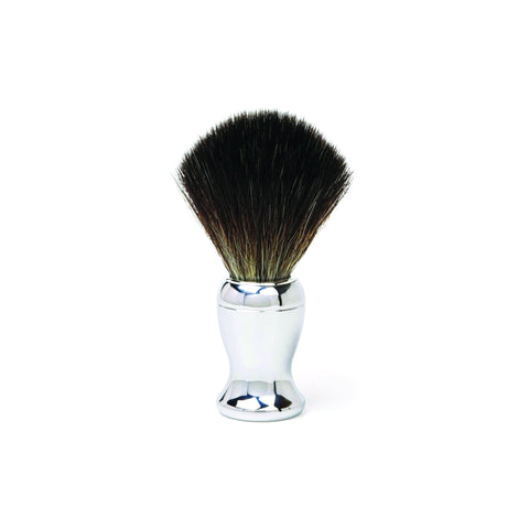 Caswell-Massey Shave Brush- Chrome