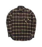Casual Shirt - Black Plaid