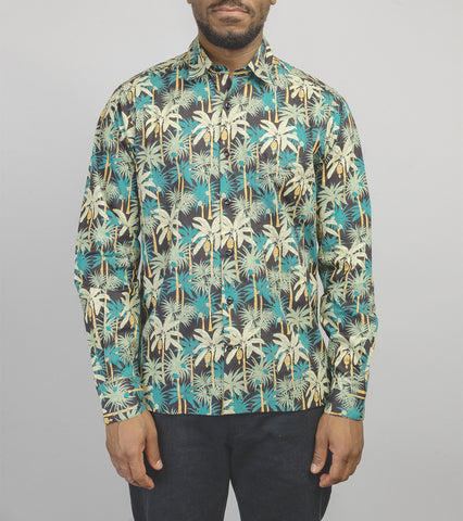 Casual Shirt - Night Jungle