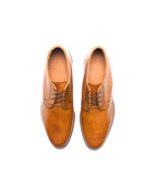 FSC x RANCOURT BLUCHER - AMBER BURNISHED CALF