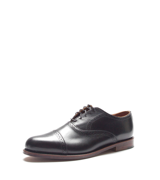 FSC x RANCOURT OXFORD - BLACK CALF