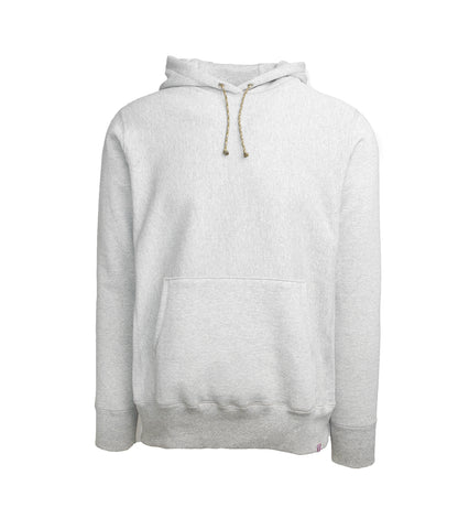 Hooded Sweatshirt - Heather Grey