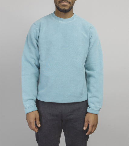 FREEMan CREWNECK - VINTAGE BLUE