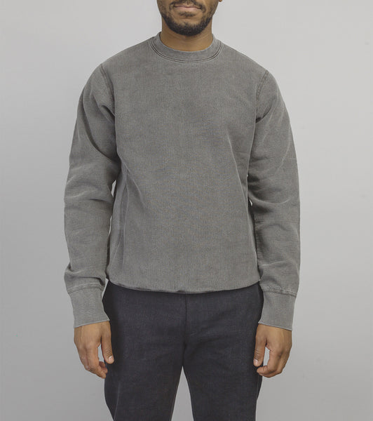 FREEMan CREWNECK - VINTAGE BLACK