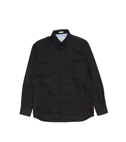 CS-1 Shirt- Black Oxford