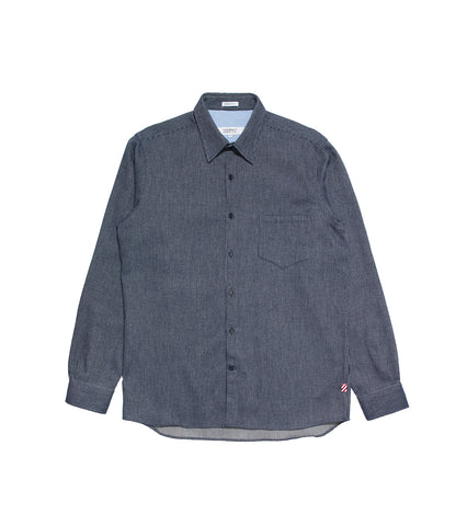 CS-1 Shirt- Navy Stripe